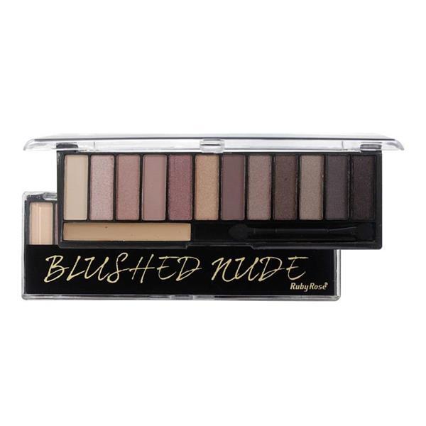 Paleta de Sombras Blushed Nude HB- 9913 Ruby Rose